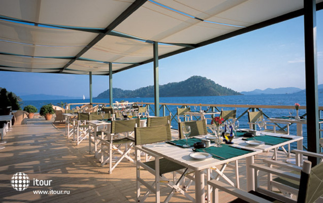 Swissotel Gocek Marina And Resort 9
