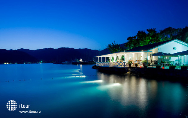 Swissotel Gocek Marina And Resort 10