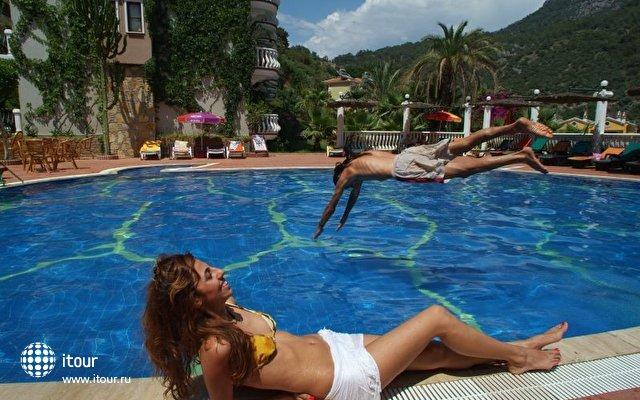 Flamingo Hotel Oludeniz 8