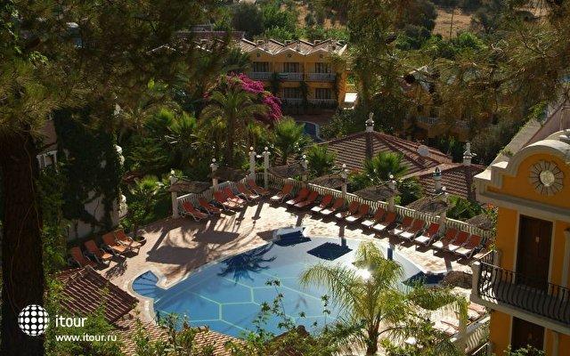 Flamingo Hotel Oludeniz 1