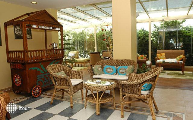 Gocek Lykia Resort Hotel  8