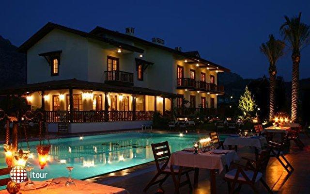 Efe Hotel Göcek 7