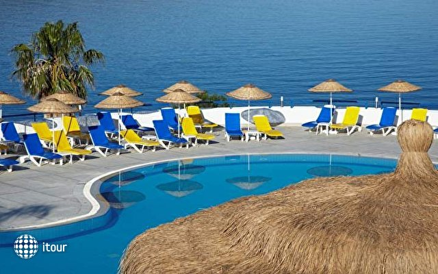 Bodrum Holiday Resort & Spa (ex. Majesty Club Hotel Belizia)  8