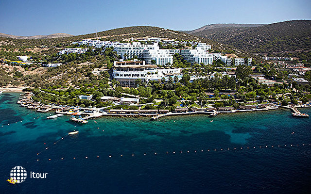 Bodrum Holiday Resort & Spa (ex. Majesty Club Hotel Belizia)  1