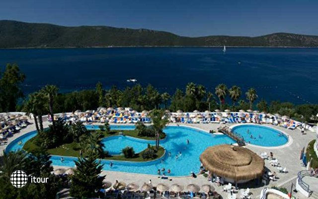 Bodrum Holiday Resort & Spa (ex. Majesty Club Hotel Belizia)  2