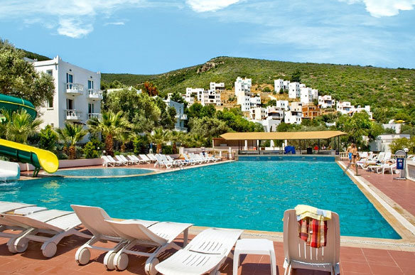 Caliente Bodrum Resort 1