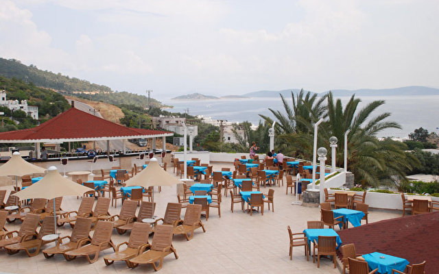 Caliente Bodrum Resort 9