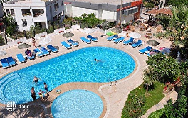 Sunny Garden Nilufer Hotel 2