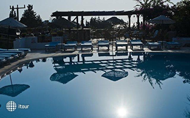 Sunny Garden Nilufer Hotel 6