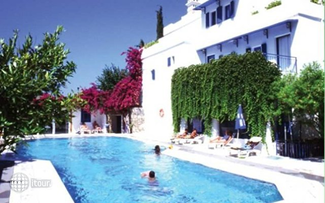 Peda Hotels Blue Bodrum Beach 2