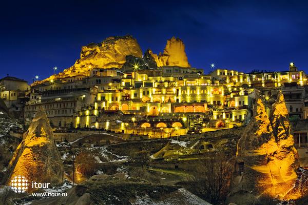 Cappadocia Cave Resort 1
