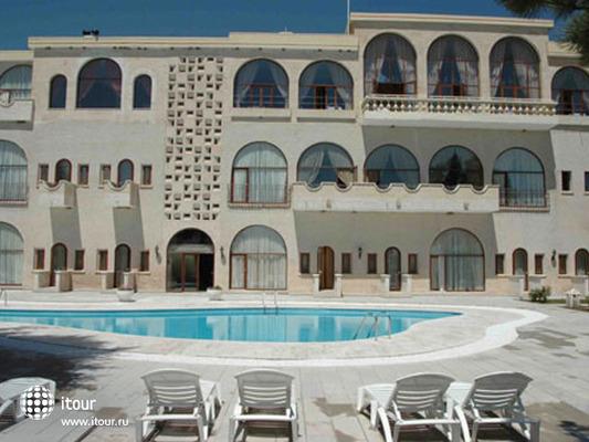 Uchisar Kaya Hotel 4