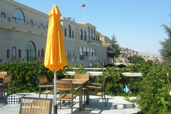 Uchisar Kaya Hotel 5