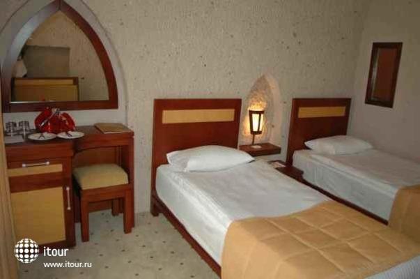 Uchisar Kaya Hotel 9