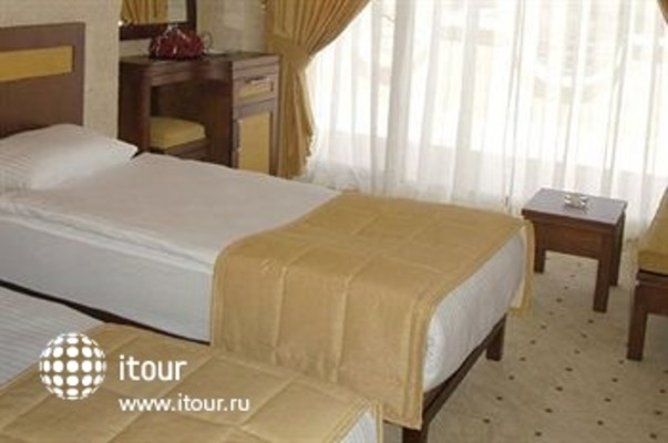 Uchisar Kaya Hotel 10