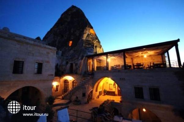Mithra Cave Cappadocia 1