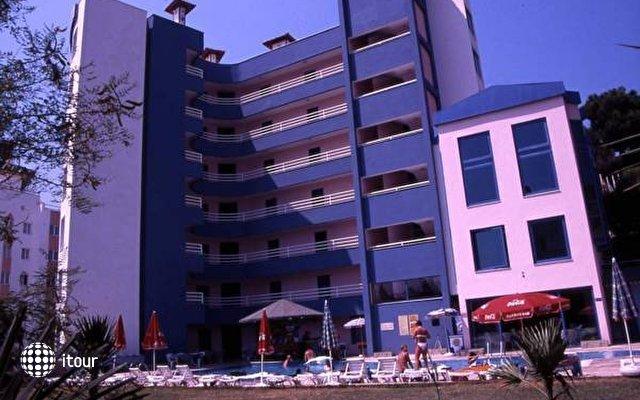 Happy Apart Hotel 1