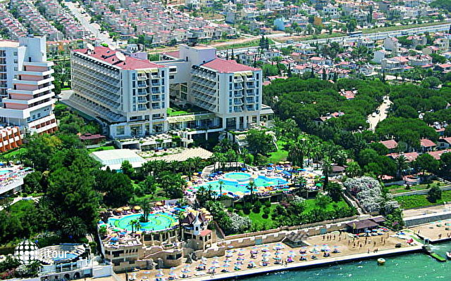 Fantasia Hotel De Luxe 1
