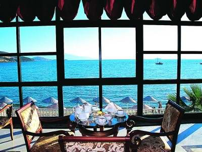 Tusan Beach Resort 9