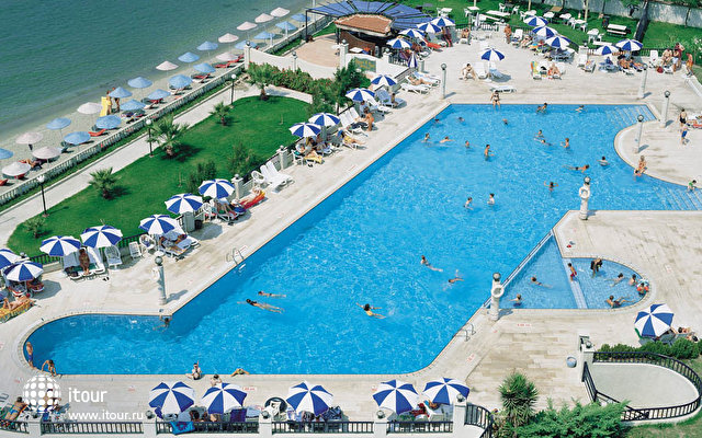 Tusan Beach Resort 1