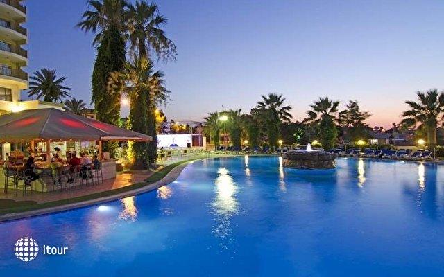Palmin Hotel 8