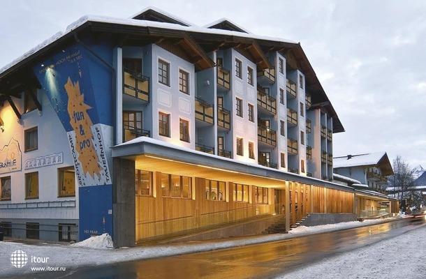 Tauernhof Funsport & Bikehotelanlage 1
