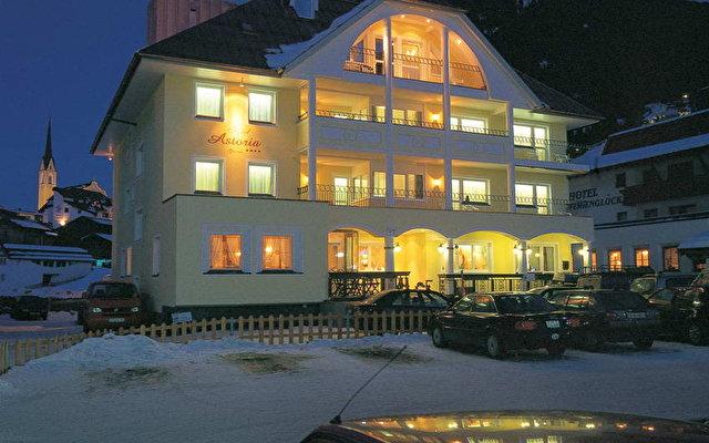 Astoria Garni Hotel 1