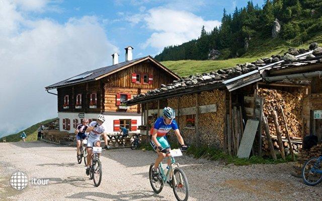 Alpengasthof Hotel Sportalm & Schwaigeralm 6