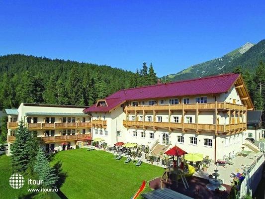 Panorama Sonnenresidenz Waldhotel 1
