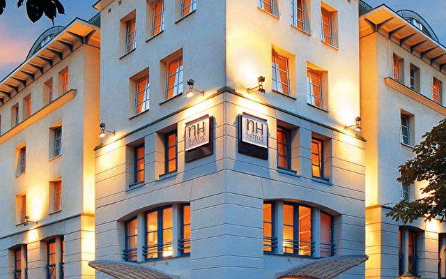 Nh Hotel Salzburg City 1
