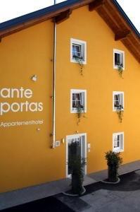 Ante Portas Hotel 8