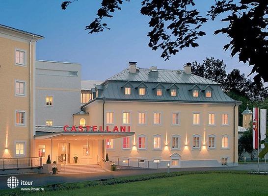 Castellani Parkhotel Salzburg 1