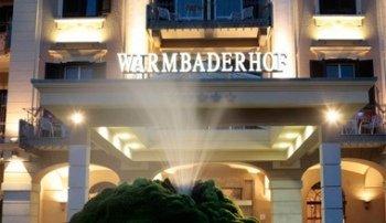 Warmbaderhof Kur - Golf - Und Thermenhotel 1