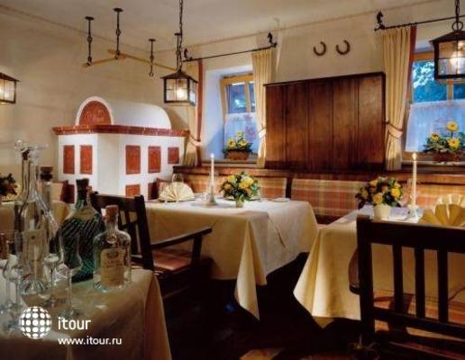 Arabella Sheraton Hotel Jagdhof 7
