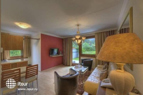 Interstar Alpin & Golfhotel -jausern 10