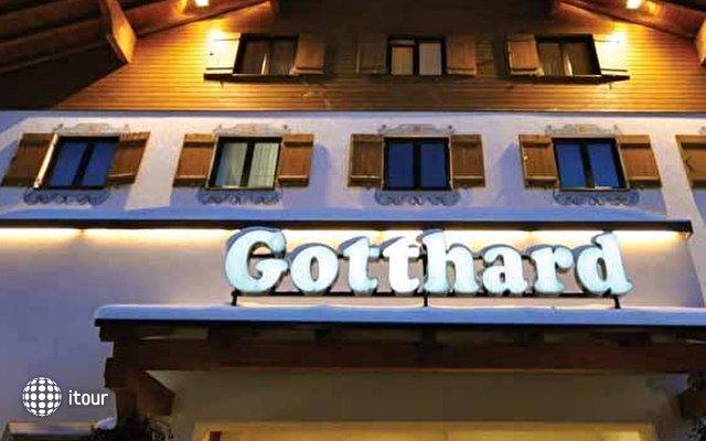 Gotthard Apartmenthaus 1