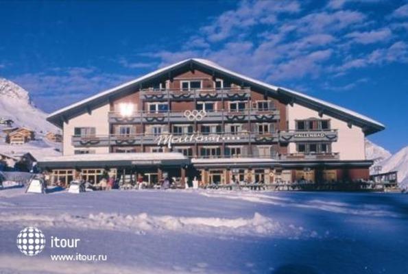 Hotel& Chalet Montana 1