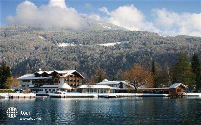 Romantikhotel Seefischer Am See 4