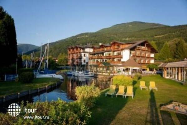 Romantikhotel Seefischer Am See 1