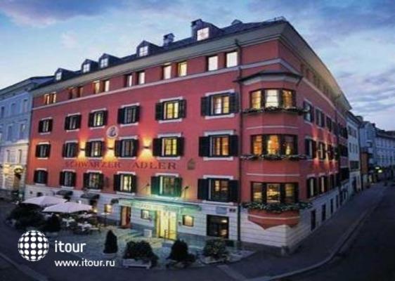 Romantik Hotel Schwarzer Adler 1