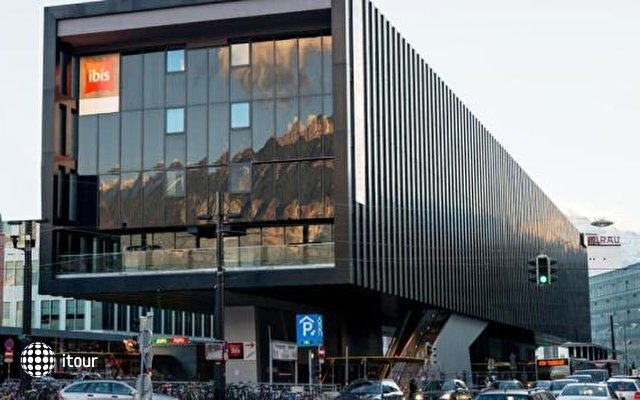 Ibis Innsbruck Hauptbahnhof 1