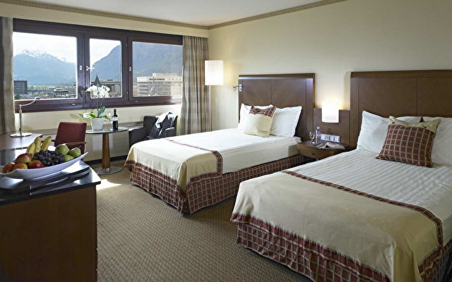 Hilton Hotel Innsbruck 2