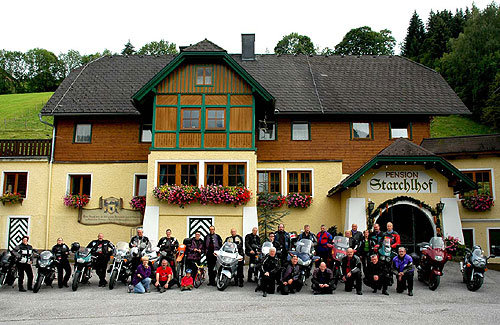 Pension Starchlhof 24