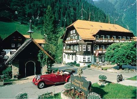 Hoteldorf Gruener  Baum 8