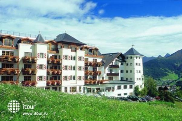 Schlosshotel Fiss 1