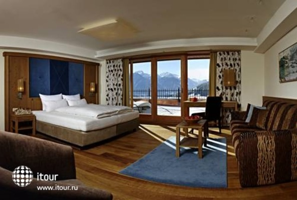 Schlosshotel Fiss 3