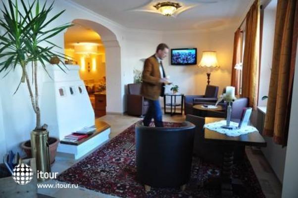 Best Western Hotel Alpenrose 8