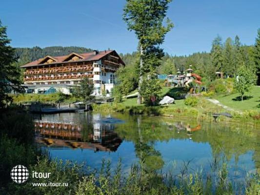 Ferienanlage Tiroler Zugspitze 8
