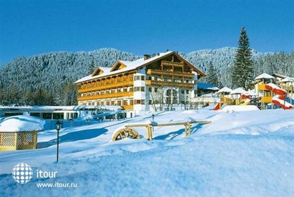 Ferienanlage Tiroler Zugspitze 1