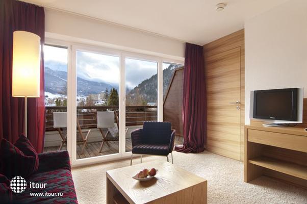 Alpen Comfort Hotel Central 3
